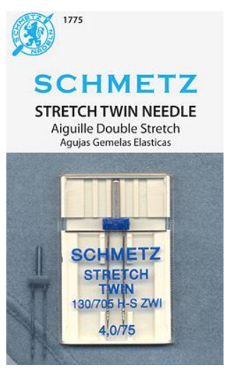 Schmetz Stretch Twin 4.o Double Needle available at ShopNZP.com