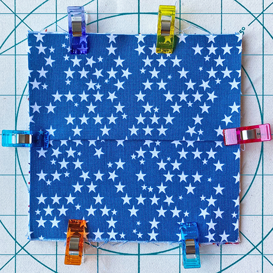 One-Seam Palette Coaster Sewing Tutorial at Nancy Zieman Productions Blog