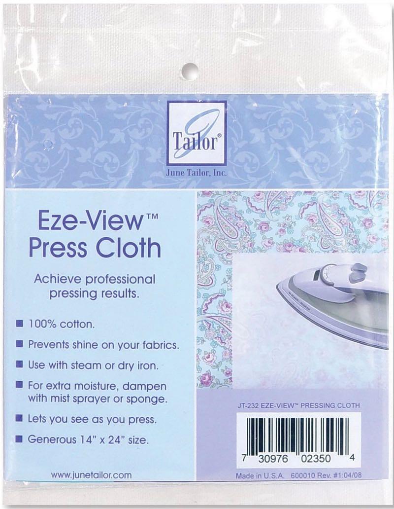 Eze-View Pressing Cloth available at Nancy Zieman Productions at ShopNZP.com