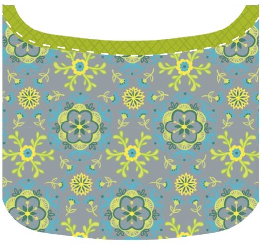 Pot Holder Plus Sewing Tutorial at the Nancy Zieman Productions Blog Featuring Wildflower Boutique Fabrics by Riley Blake Designs