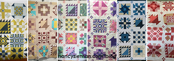 2017 BlockOfTheMonth NancyZieman Collage