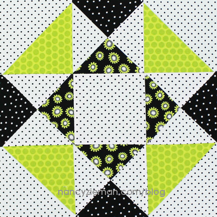 BlockOfTheMonth NancyZieman December WM1