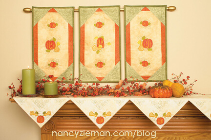 CreativeQuiltingOutlines NancyZieman 3Hearth 2