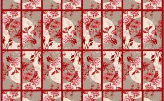 Cutaway I Waxing & Waning Moon Quilt Sewing Tutorial at The Nancy Zieman Productions Blog