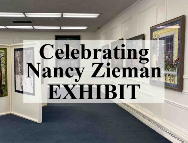 Celebrating Nancy Zieman Fiber Arts Exhibit at DCCA in Beaver Dam, Wis February 28-March 29, 2020