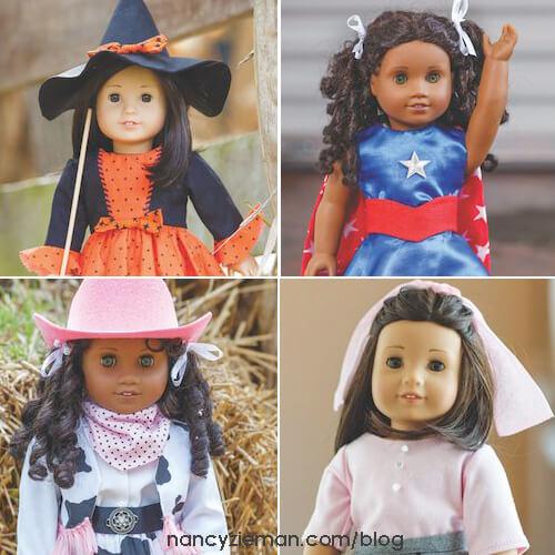 DollCostumes NancyZieman
