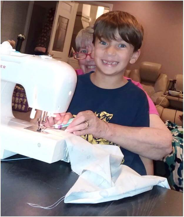 NEW! I Sew For Fun Kids Sewing Challenge 2020 Winners Announced