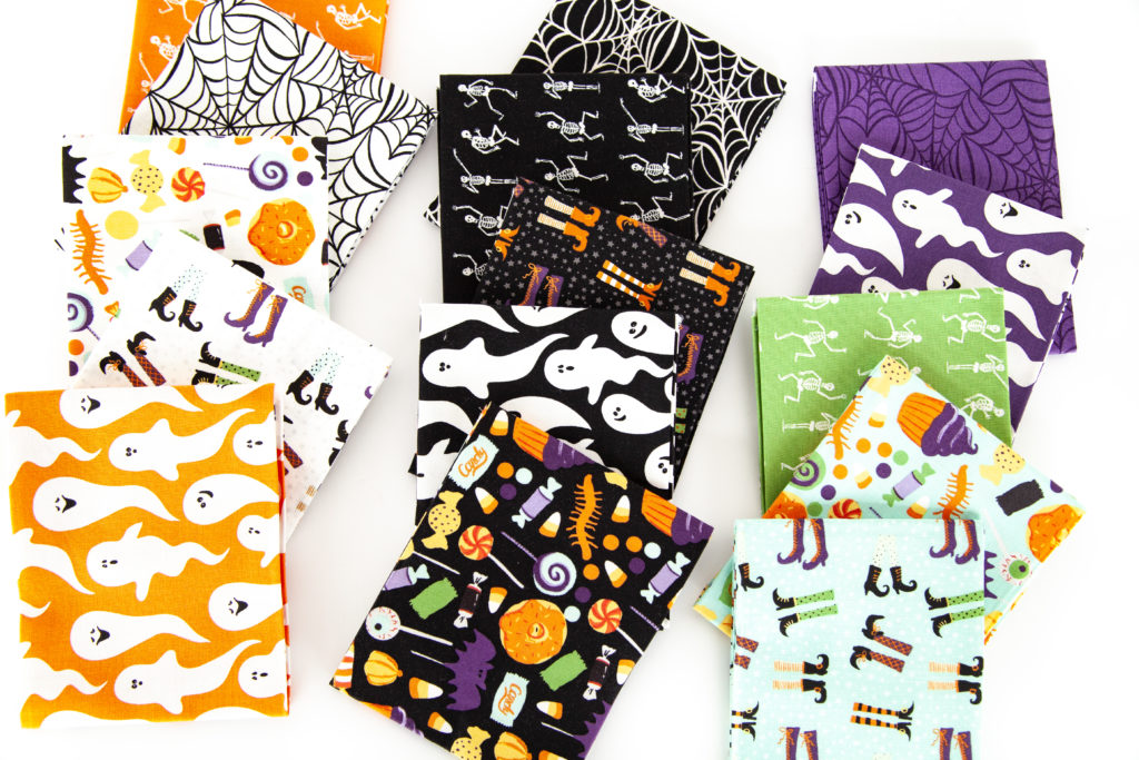 Hocus Pocus Fat Quarter Bundle available at ShopNZP.com