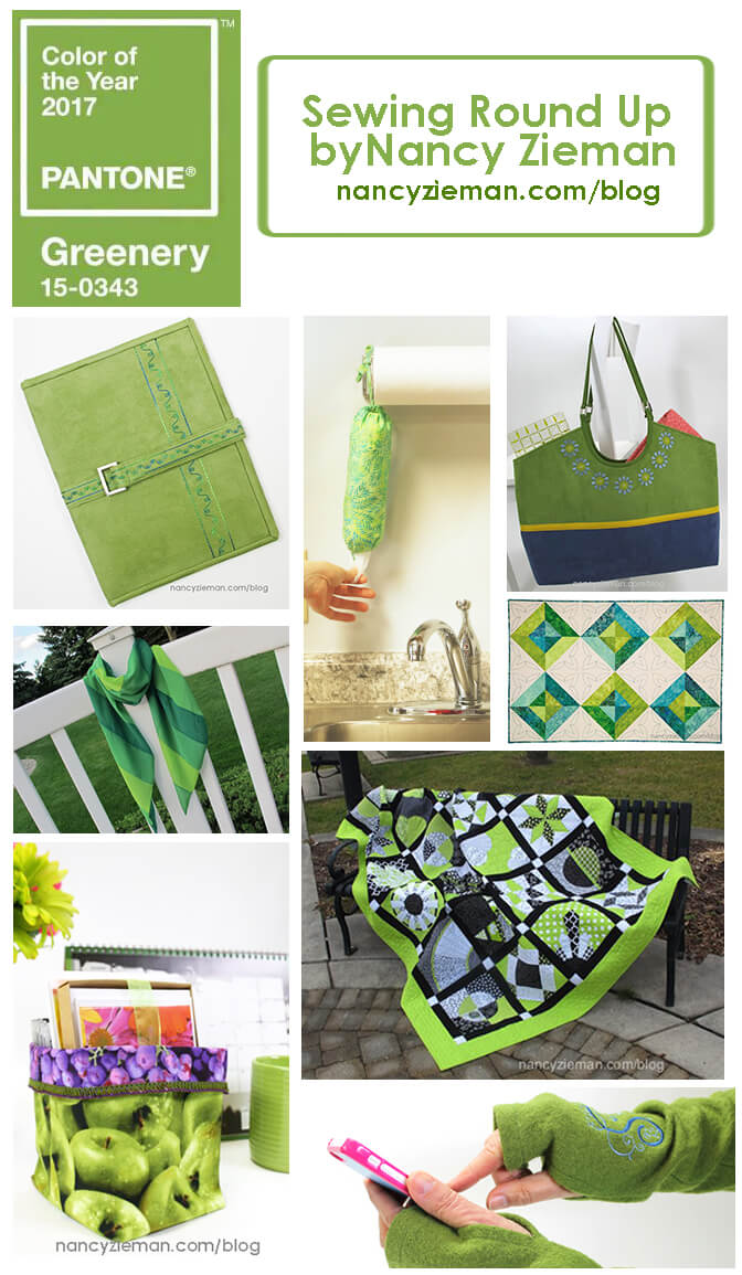 GreeneryRoundUp Nancy Zieman