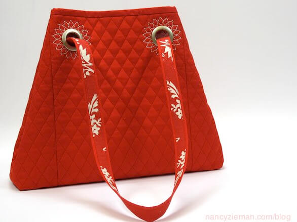 handbags 2—designer knockoffs by Nancy Zieman and Eileen Roche
