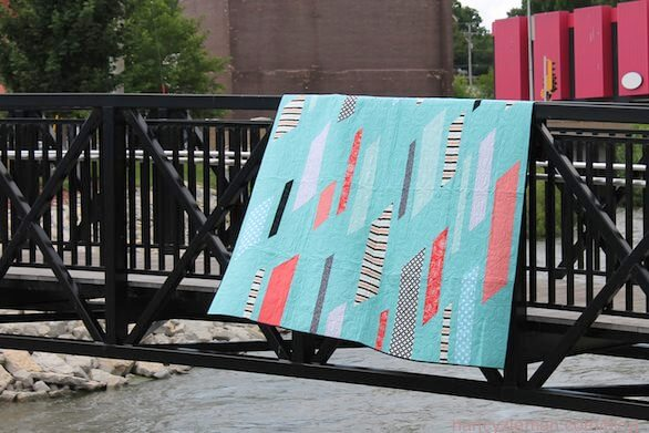 Quick Column Quilts by Nancy Zieman