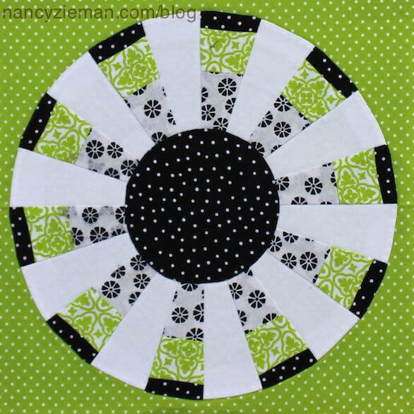 Nancy Zieman Block Four 2015 Block of the Month