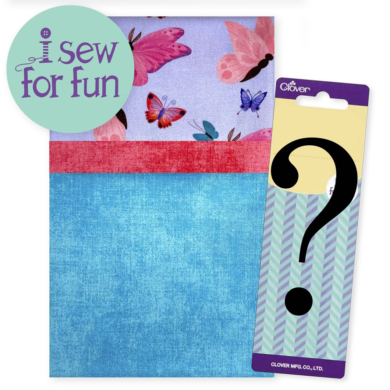 NEW! I Sew For Fun Kids' Sewing Challenge
