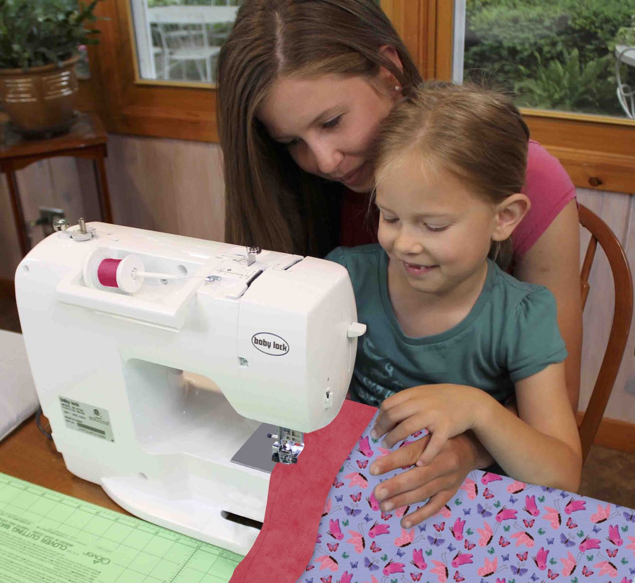 I Sew For Fun 2020 Kids' Sewing Challenge on The Nancy Zieman Blog