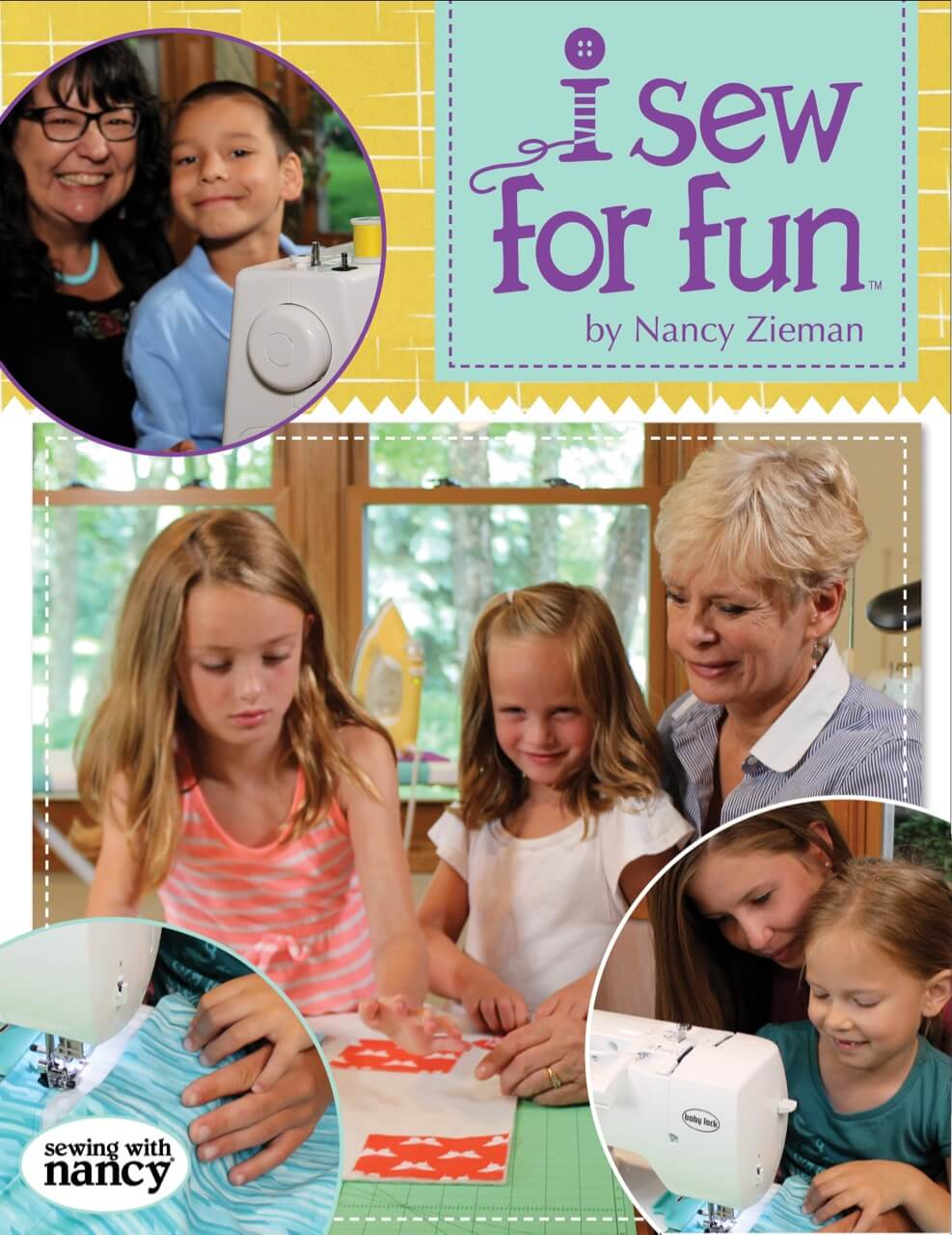 Nancy Zieman's I Sew For Fun