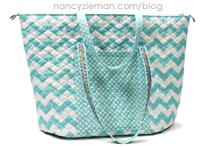 Insulated Tote Nancy Zieman