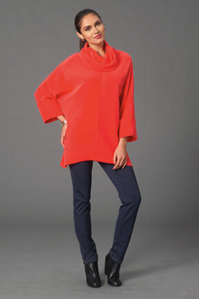 M7252 Easy-to-Sew Pullover Shirt Pattern by Nancy Zieman | McCalls Pattern Company