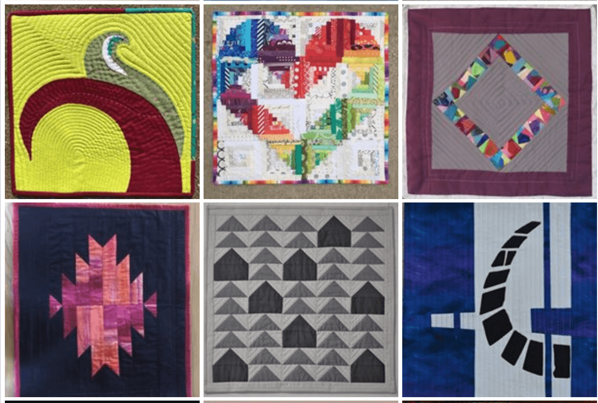 Rediscovering Your Stash by Ringle and Bill Kerr Of Modern Quilt Studio