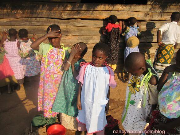 Little Dresses for Africa/Nancy Zieman's Blog