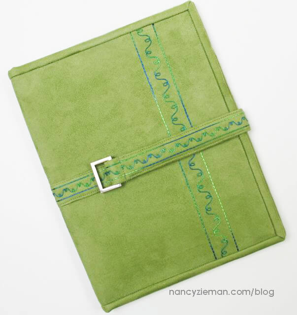 Nancy Zieman Sew Tech Covers 1