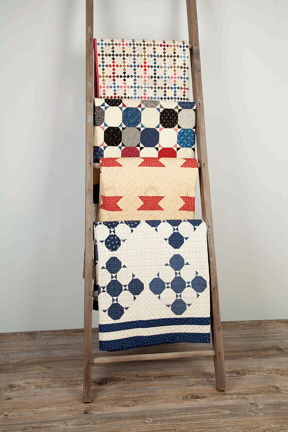Patchwork Patterns Inspired by Antique Quilts - Part Two on Sewing With Nancy Zieman