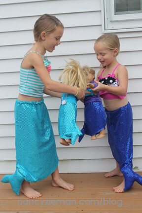 NancyZieman MermaidTails