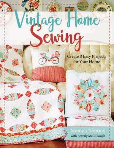 New! Vintage Home Sewing Book by Beverly McCullough