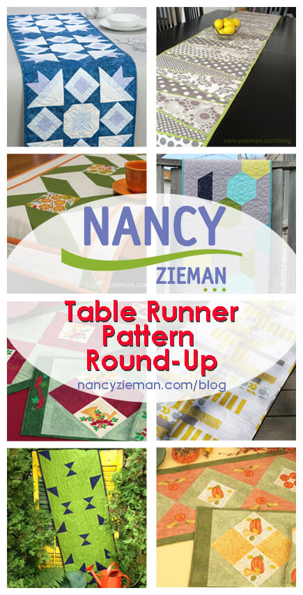 Pin NancyZieman Pattern RoundUp