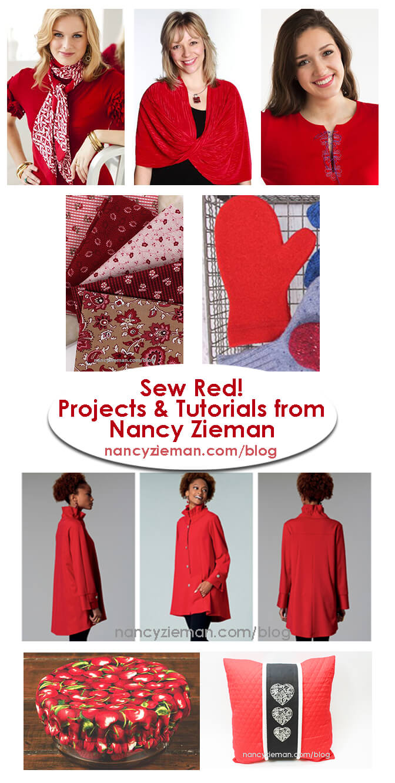RedRoundUp Nancy Zieman