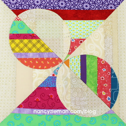 September Block of the Month NancyZieman WM