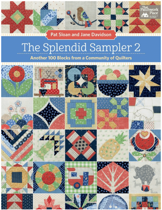 Splendid Sampler 2 Book Cover