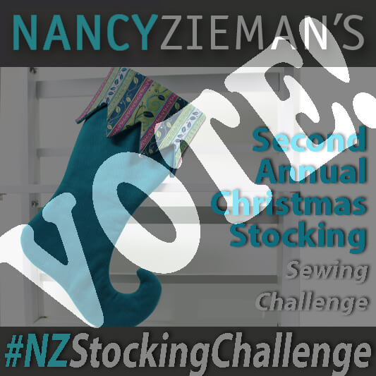 Stocking Challenge | Nancy Zieman