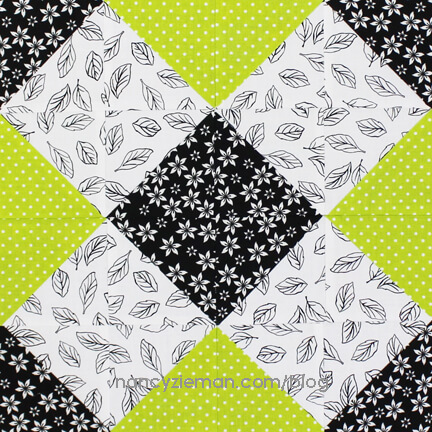 TriangleMedley BlockOfTheMonth NancyZieman n
