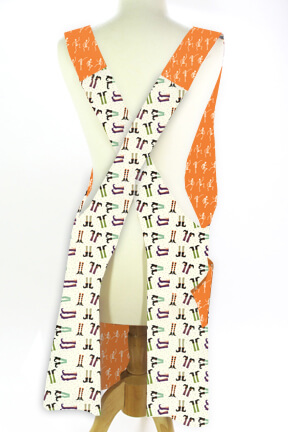 Sew a Halloween Apron at The Nancy Zieman Productions Blog