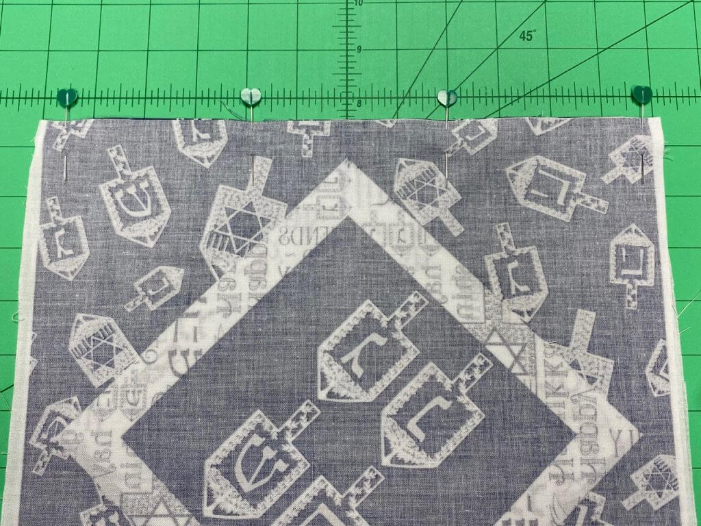 Festival of Lights Table Runner Sewing Tutorial at the Nancy Zieman Productions Blog IMG 4446