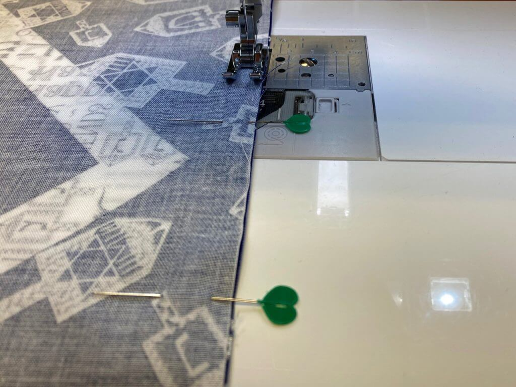 Festival of Lights Table Runner Sewing Tutorial at the Nancy Zieman Productions Blog IMG 4448