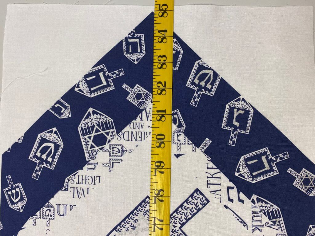 Festival of Lights Table Runner Sewing Tutorial at the Nancy Zieman Productions Blog IMG 4451