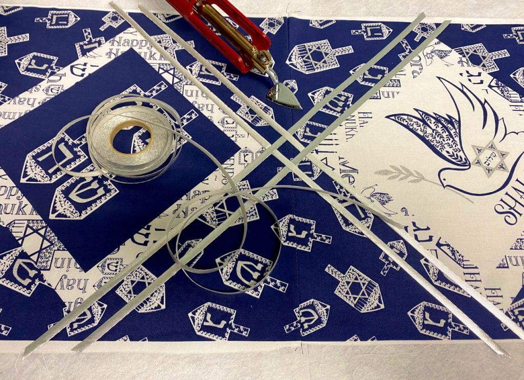 Festival of Lights Table Runner Sewing Tutorial at the Nancy Zieman Productions Blog IMG 4461
