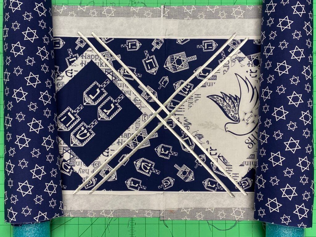 Festival of Lights Table Runner Sewing Tutorial at the Nancy Zieman Productions Blog IMG 4462