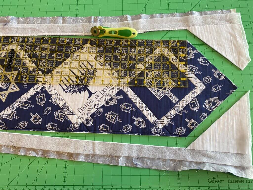 Festival of Lights Table Runner Sewing Tutorial at the Nancy Zieman Productions Blog IMG 4576