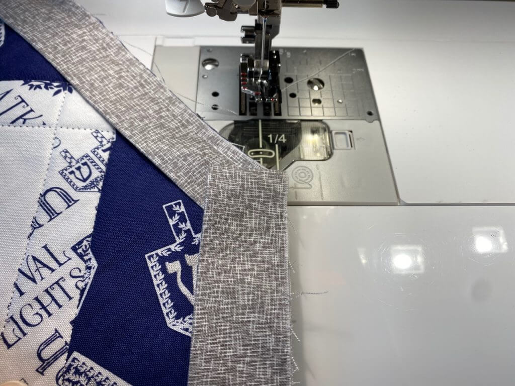 Festival of Lights Table Runner Sewing Tutorial at the Nancy Zieman Productions Blog IMG 4580