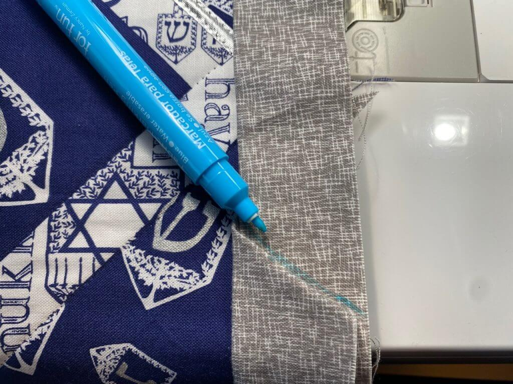 Festival of Lights Table Runner Sewing Tutorial at the Nancy Zieman Productions Blog IMG 4586