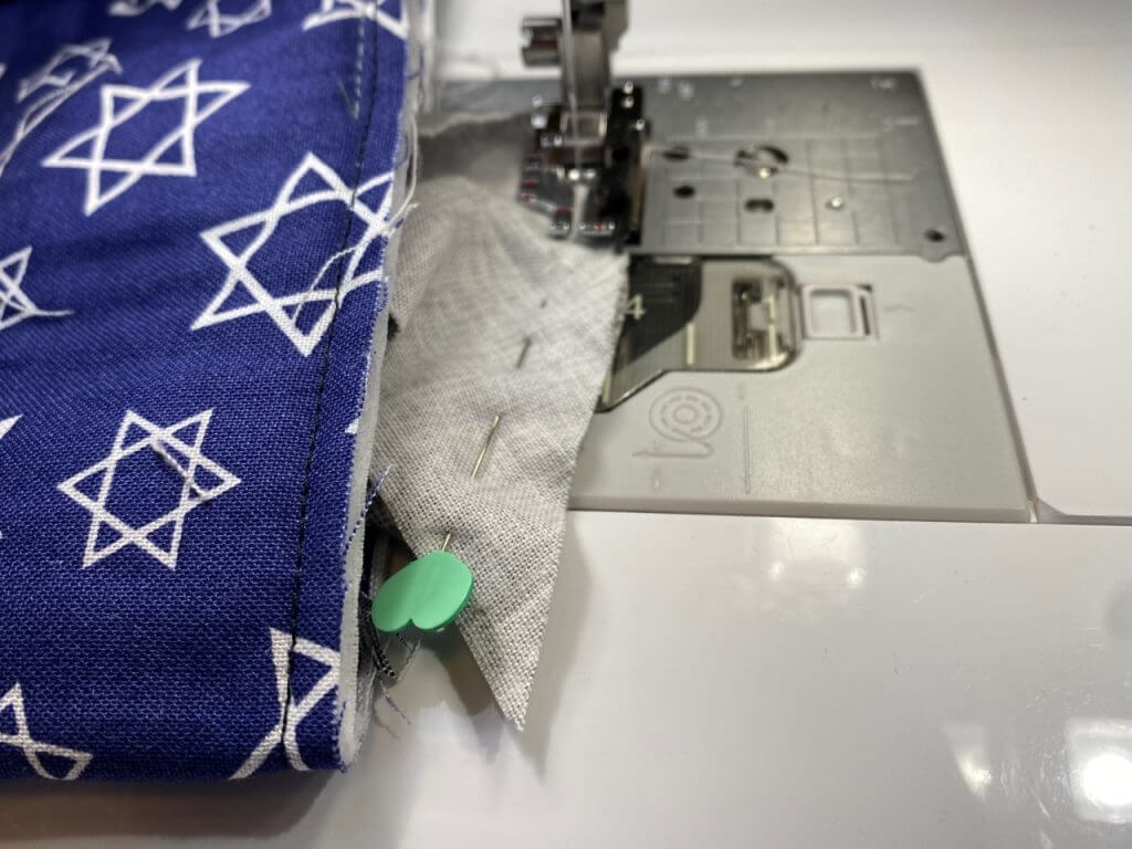 Festival of Lights Table Runner Sewing Tutorial at the Nancy Zieman Productions Blog IMG 4590