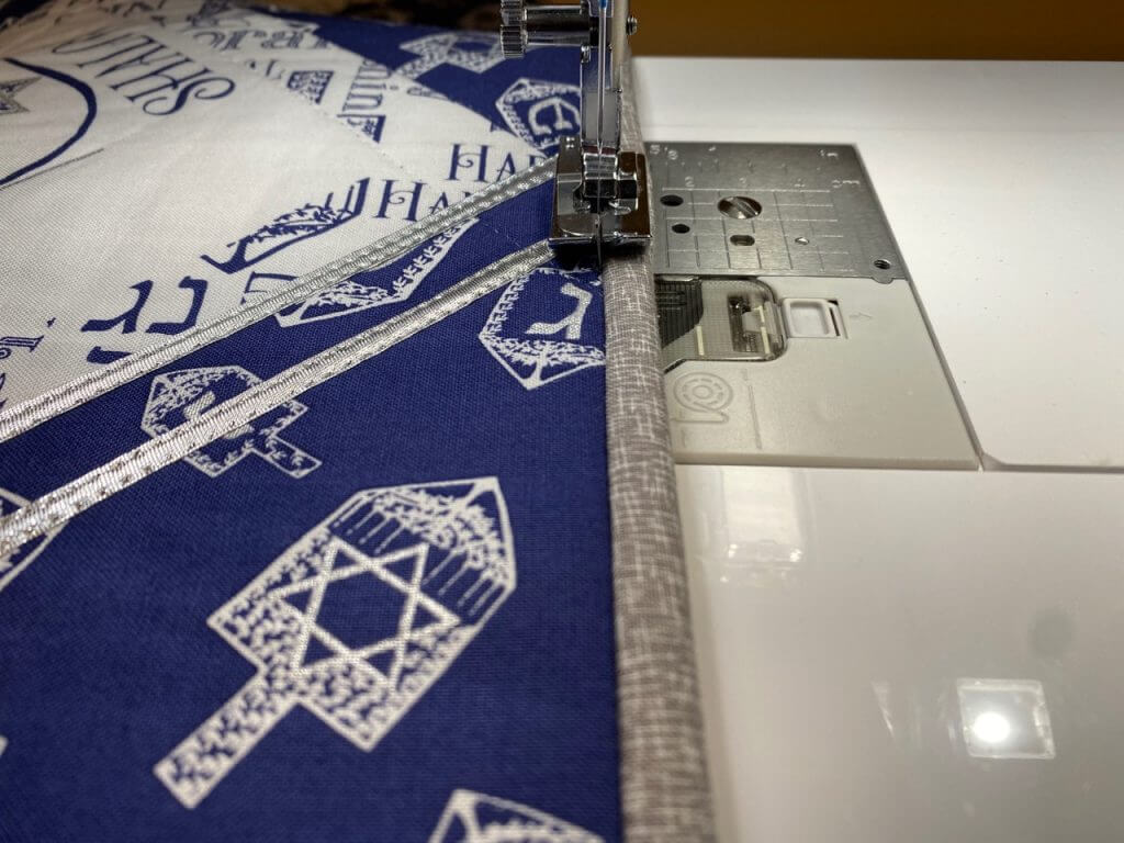 Festival of Lights Table Runner Sewing Tutorial at the Nancy Zieman Productions Blog IMG 4596
