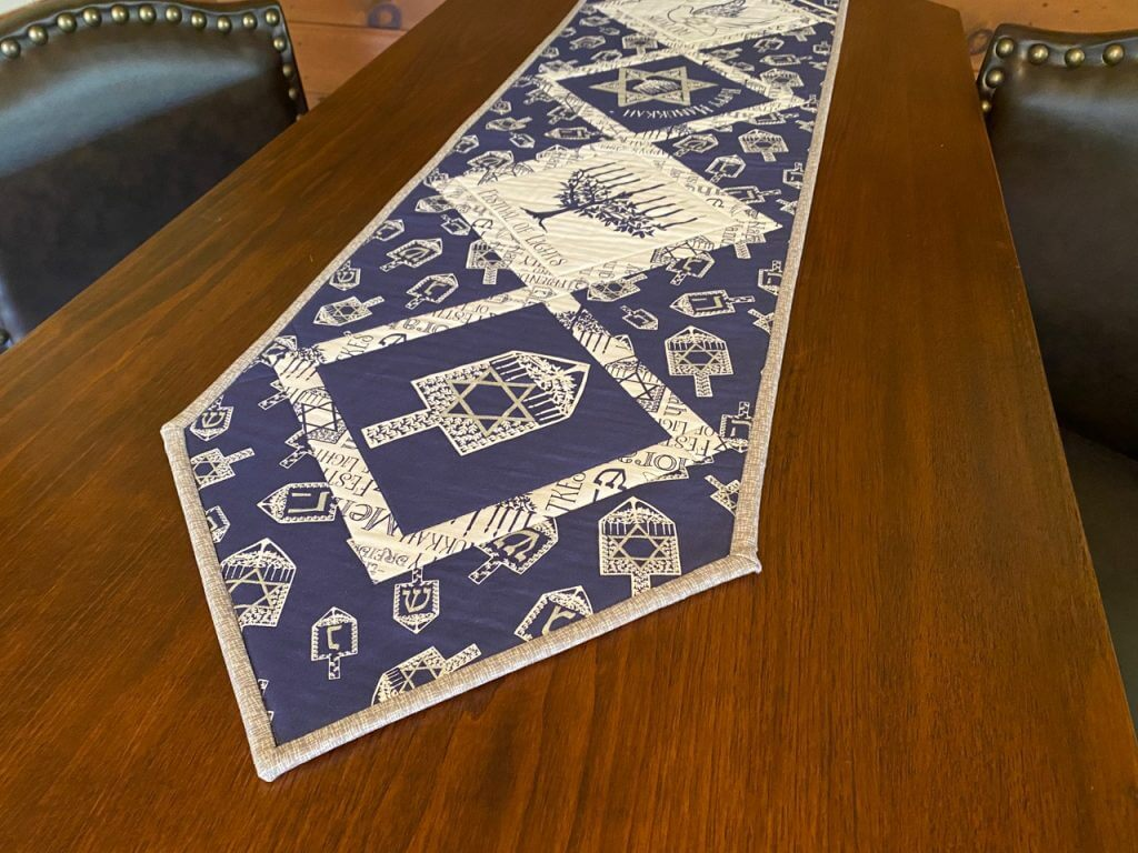 Festival of Lights Table Runner Sewing Tutorial at the Nancy Zieman Productions Blog IMG 4625