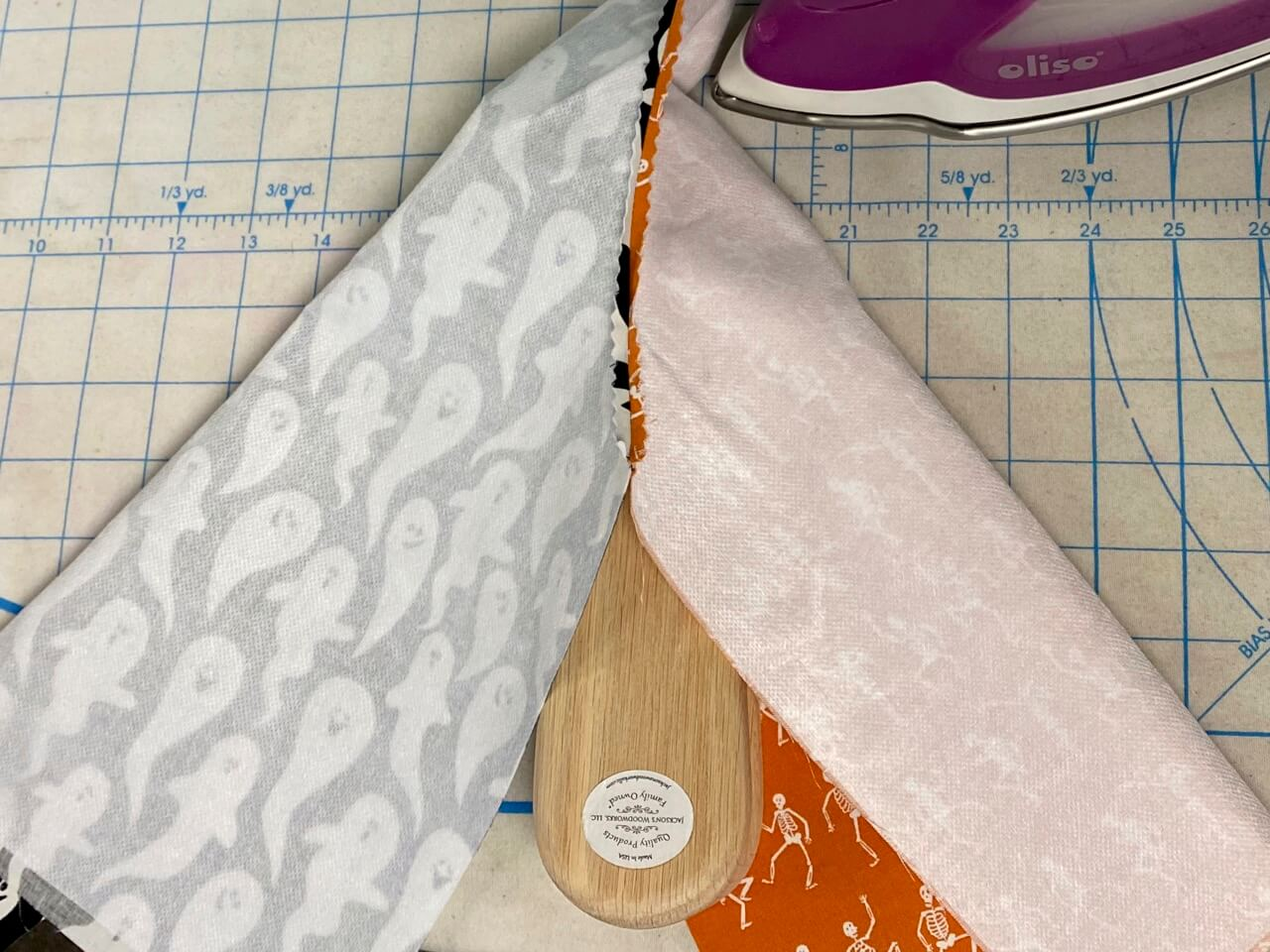 How to Make a Wine Tote Sewing Tutorial on the Nancy Zieman Productions Blog IMG 4340