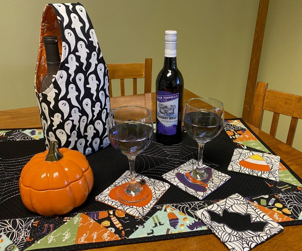 Halloween Sewing Tutorial Round Up at The Nancy Zieman Productions Blog