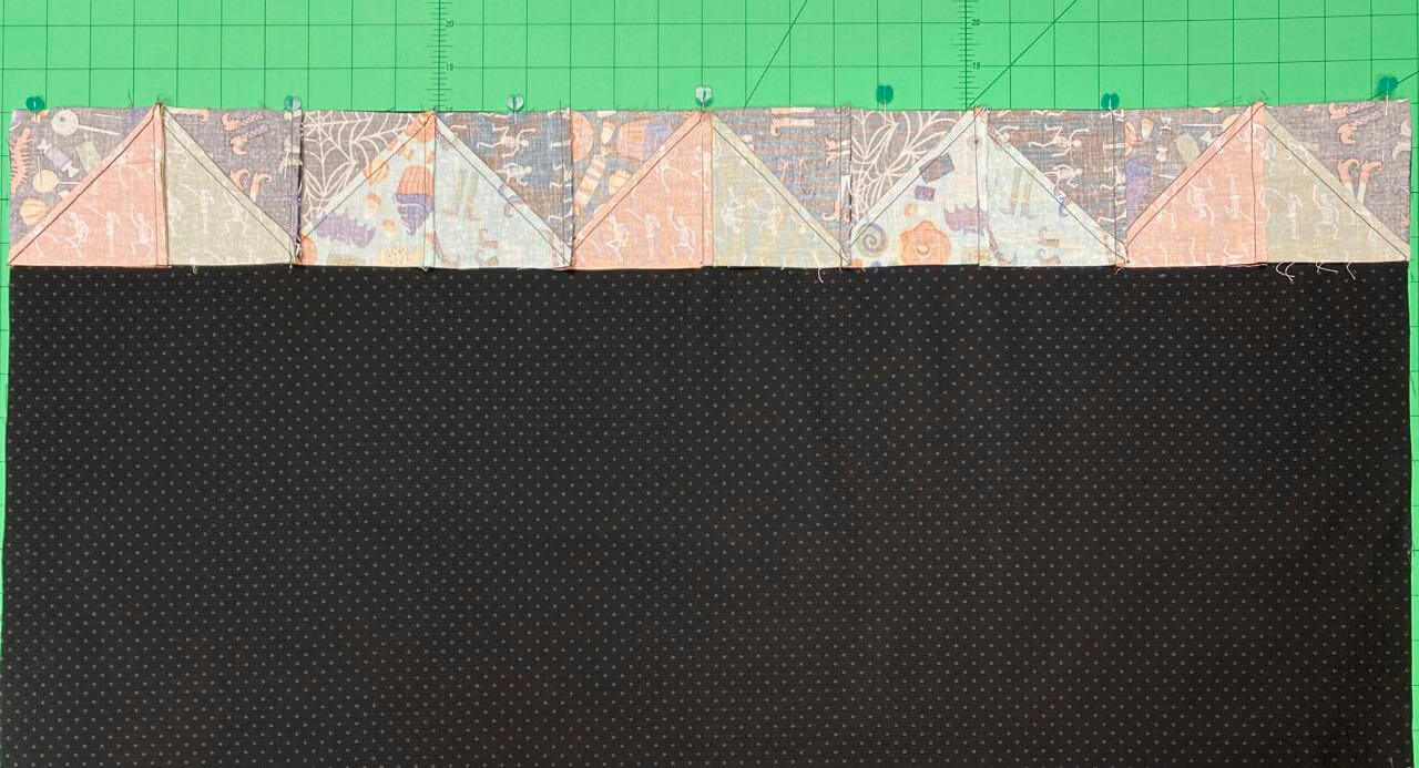 Nancy Zieman Productions 2020 Fall Table Runner Sewing Challenge