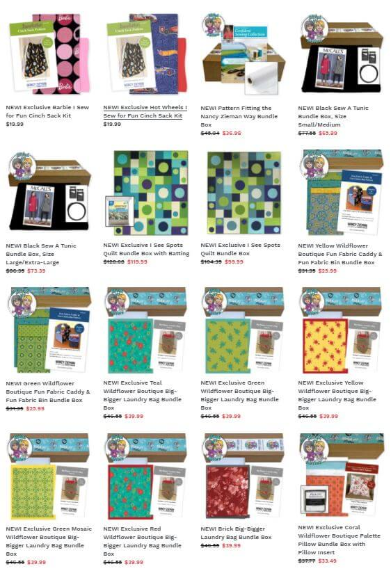 Kits and Bundle Boxes Available at ShopNZP.com