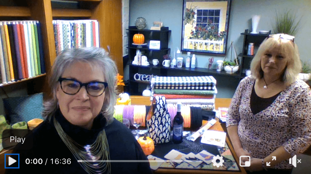 Team NZP Facebook Live Today at the Nancy Zieman Productions Facebook Page